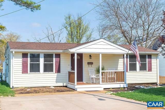 1149 Saint Clair Ave, CHARLOTTESVILLE, VA 22901 (#616483) :: The Licata Group / EXP Realty