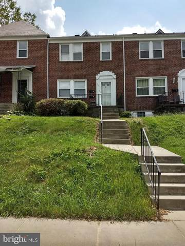 1543 Northwick Road, BALTIMORE, MD 21218 (#MDBA548124) :: The Licata Group / EXP Realty