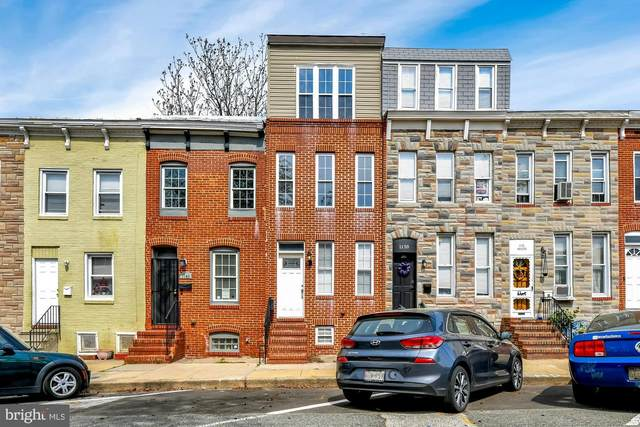 1160 Carroll Street, BALTIMORE, MD 21230 (#MDBA548126) :: The Licata Group / EXP Realty