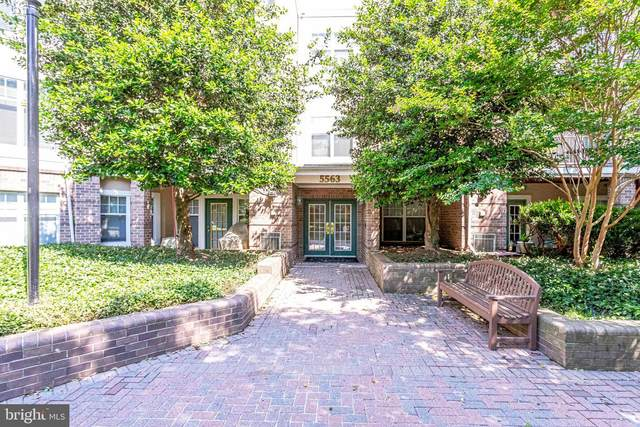 5563 Seminary Road #206, FALLS CHURCH, VA 22041 (#VAFX1195568) :: Jacobs & Co. Real Estate