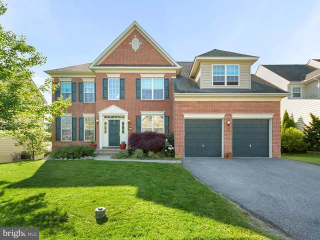 5003 Switzer Barn Lane, FREDERICK, MD 21703 (#MDFR281228) :: The Mike Coleman Team