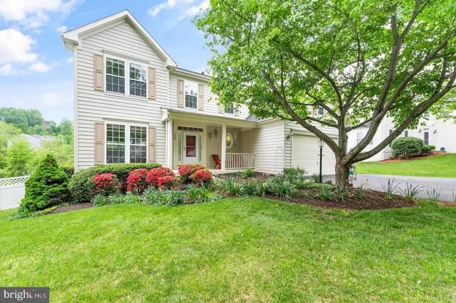 226 Cannon Way, WARRENTON, VA 20186 (#VAFQ170192) :: Jacobs & Co. Real Estate