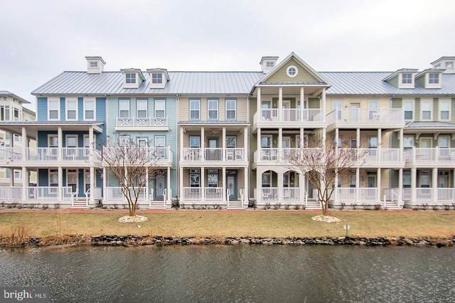23 Canal Side Mews E E #23, OCEAN CITY, MD 21842 (#MDWO121912) :: The Redux Group