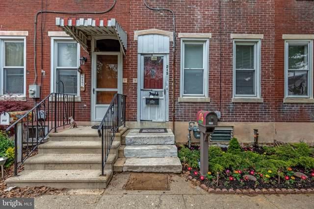 215 Broad Street, FLORENCE, NJ 08518 (MLS #NJBL396062) :: The Sikora Group