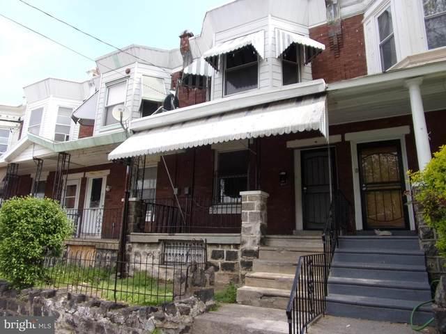 613 N 55TH Street, PHILADELPHIA, PA 19131 (#PAPH1009608) :: The Dailey Group
