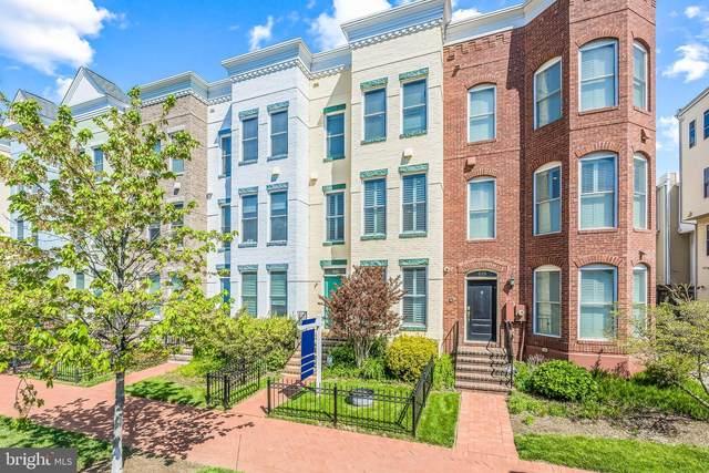 416 L Street SE, WASHINGTON, DC 20003 (#DCDC518396) :: Network Realty Group