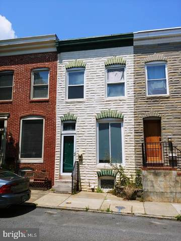 1458 Stevenson Street, BALTIMORE, MD 21230 (#MDBA548160) :: Peter Knapp Realty Group