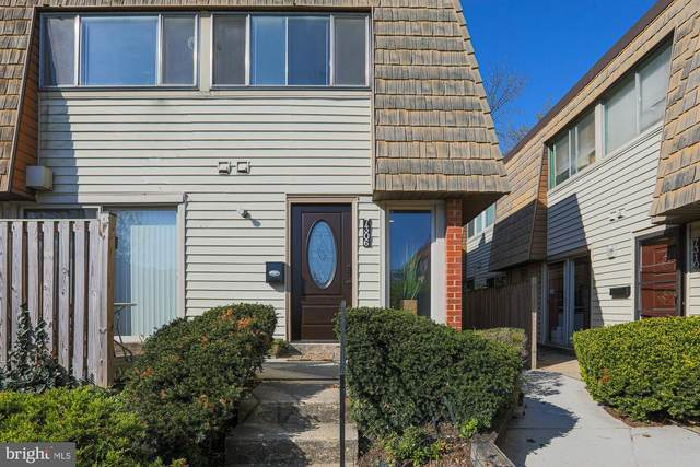 7306 Park Village Court, BALTIMORE, MD 21208 (#MDBC526596) :: Bruce & Tanya and Associates
