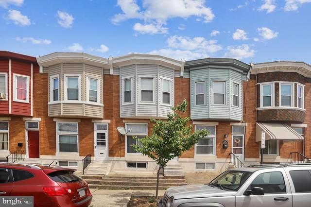 523 S Newkirk Street, BALTIMORE, MD 21224 (#MDBA548188) :: The Riffle Group of Keller Williams Select Realtors