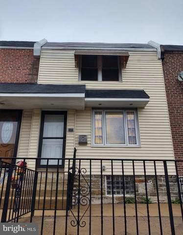 5258 Burton Street, PHILADELPHIA, PA 19124 (#PAPH1009704) :: REMAX Horizons