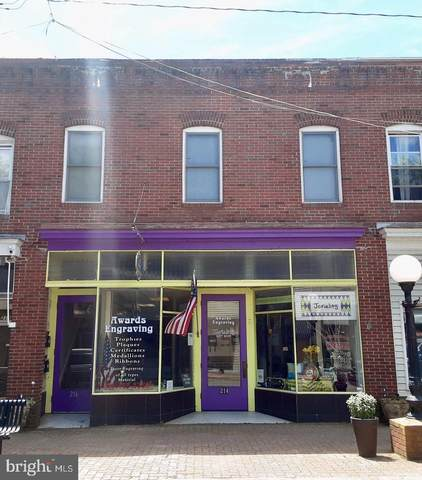 214 Market Street, DENTON, MD 21629 (MLS #MDCM125416) :: Maryland Shore Living | Benson & Mangold Real Estate