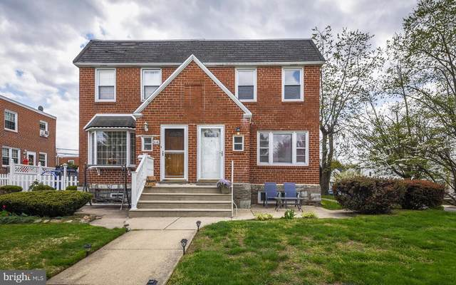 816 Bartlett Street, PHILADELPHIA, PA 19115 (#PAPH1009706) :: The Dailey Group