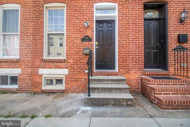 1749 Clarkson Street, BALTIMORE, MD 21230 (#MDBA548198) :: Dart Homes