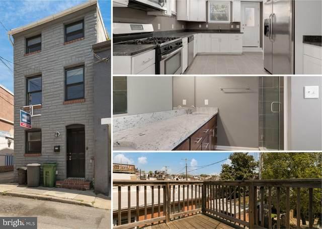 329 S Castle Street, BALTIMORE, MD 21231 (#MDBA548214) :: Corner House Realty