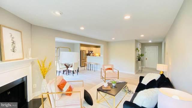 11400 Strand Drive R-212, ROCKVILLE, MD 20852 (#MDMC754642) :: Corner House Realty