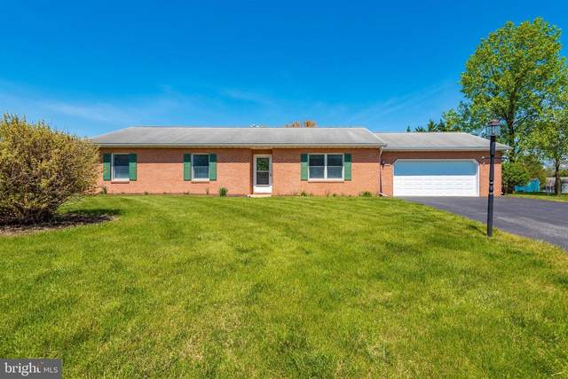 100 S Valley Drive, HAGERSTOWN, MD 21740 (MLS #MDWA179242) :: PORTERPLUS REALTY