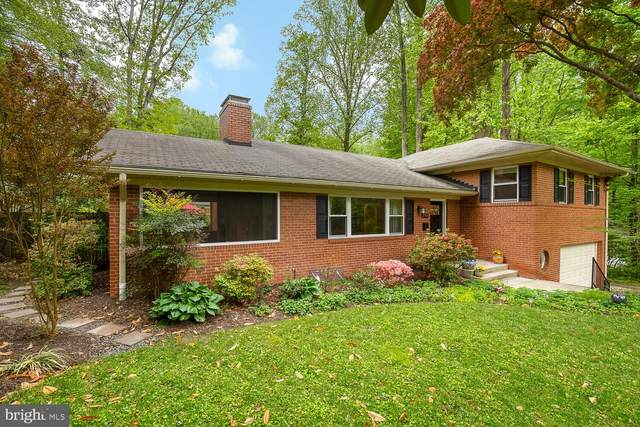 3704 Whispering Lane, FALLS CHURCH, VA 22041 (#VAFX1195684) :: Advon Group