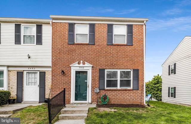 6460 Colonial Knolls, GLEN BURNIE, MD 21061 (#MDAA465986) :: Keller Williams Flagship of Maryland