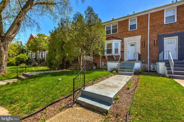 1419 Kingsway Road, BALTIMORE, MD 21218 (#MDBA548228) :: ExecuHome Realty