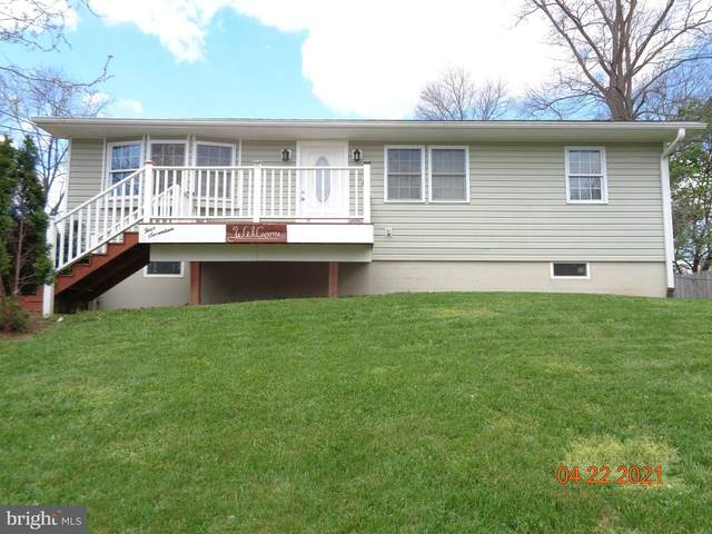417 Burns Street, RANSON, WV 25438 (#WVJF142266) :: Lucido Agency of Keller Williams