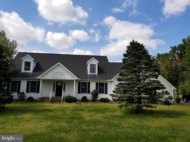 4193 Horseshoe Road, SEAFORD, DE 19973 (#DESU181628) :: Atlantic Shores Sotheby's International Realty