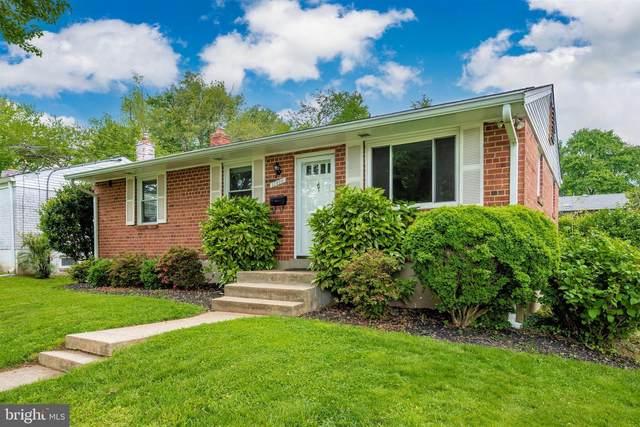 11808 Timber Lane, ROCKVILLE, MD 20852 (#MDMC754674) :: Dart Homes
