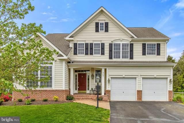 9201 Rainbow Falls Drive, BRISTOW, VA 20136 (#VAPW520618) :: Debbie Dogrul Associates - Long and Foster Real Estate