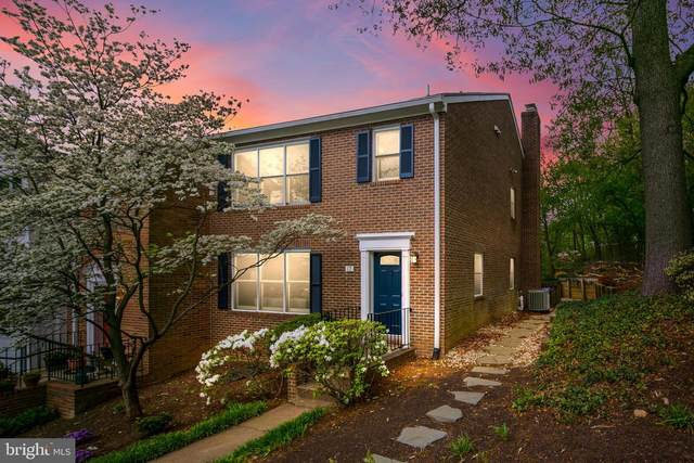 17 N Oakland Street, ARLINGTON, VA 22203 (#VAAR180188) :: Tom & Cindy and Associates