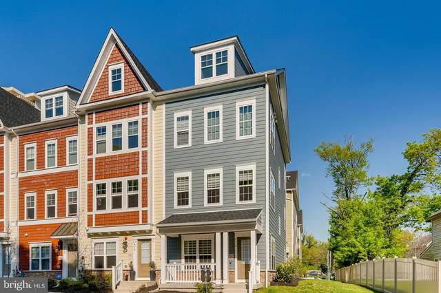 412 Virginia Avenue, TOWSON, MD 21286 (#MDBC526640) :: The Dailey Group