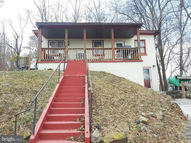 198 Hill School Rd, RIDGELEY, WV 26753 (#WVMI111886) :: The Riffle Group of Keller Williams Select Realtors