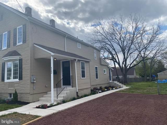 512 Maple Avenue E, LINDENWOLD, NJ 08021 (#NJCD418180) :: Sunrise Home Sales Team of Mackintosh Inc Realtors