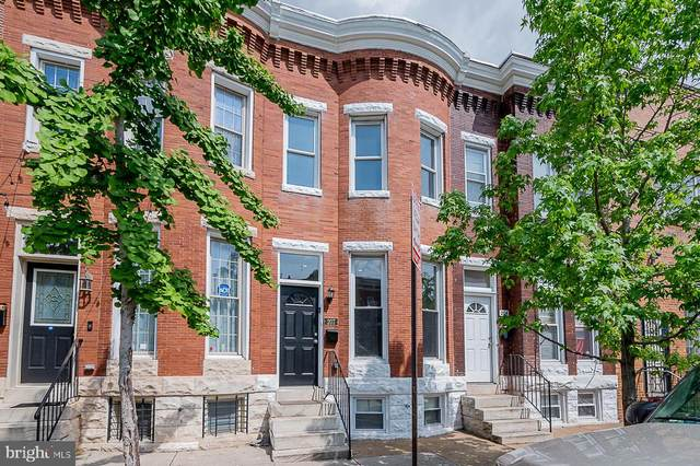 207 N Luzerne Avenue, BALTIMORE, MD 21224 (#MDBA548252) :: ExecuHome Realty