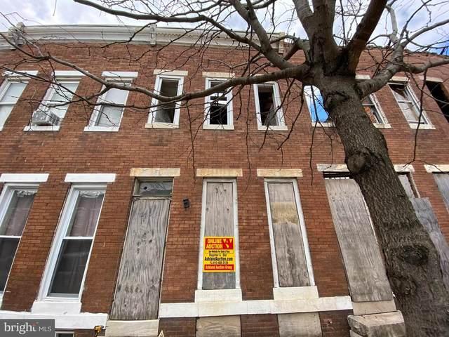 530 N Pulaski Street, BALTIMORE, MD 21223 (#MDBA548254) :: Dart Homes