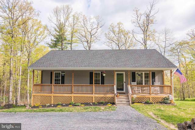 993 Western Lane, FRONT ROYAL, VA 22630 (#VAWR143412) :: Peter Knapp Realty Group