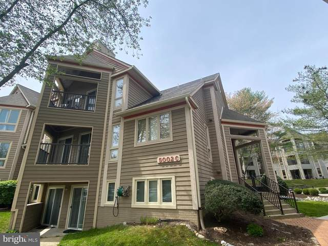 5002 Dorsey Hall Drive C-3, ELLICOTT CITY, MD 21042 (#MDHW293544) :: The Miller Team