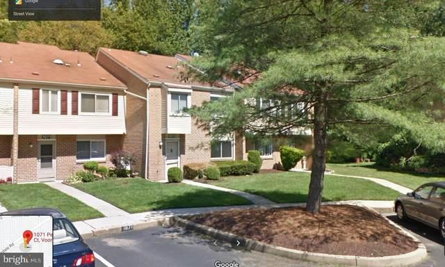 1071 Pendleton Court, VOORHEES, NJ 08043 (#NJCD418182) :: Ram Bala Associates | Keller Williams Realty