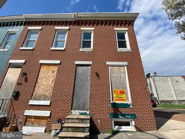 548 N Payson Street, BALTIMORE, MD 21223 (#MDBA548256) :: ROSS | RESIDENTIAL