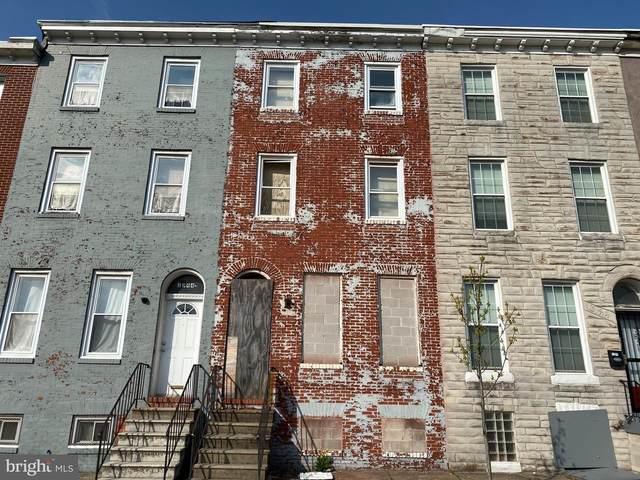 1346 N Fremont Avenue, BALTIMORE, MD 21217 (#MDBA548270) :: Dart Homes