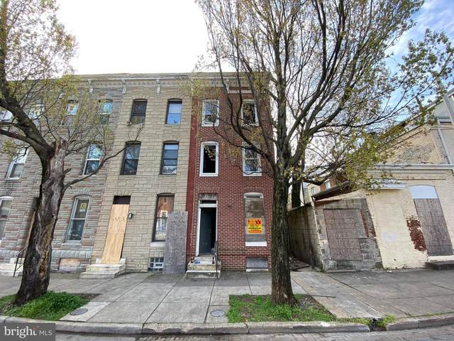 523 Bloom Street, BALTIMORE, MD 21217 (#MDBA548272) :: The Gus Anthony Team