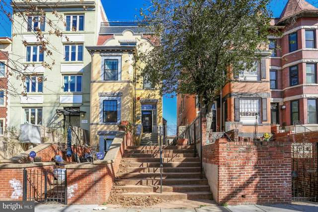 1319 Euclid Street NW #2, WASHINGTON, DC 20009 (#DCDC518522) :: Certificate Homes
