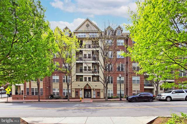 2310 14TH Street N #1, ARLINGTON, VA 22201 (#VAAR180212) :: Corner House Realty