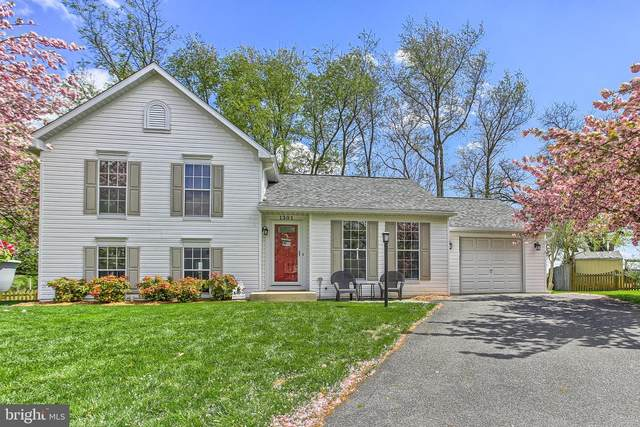 1301 Willow Oak Drive, FREDERICK, MD 21701 (#MDFR281290) :: The Maryland Group of Long & Foster Real Estate