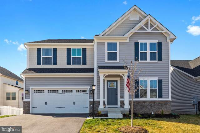 137 Emperor Drive, LAKE FREDERICK, VA 22630 (#VAFV163650) :: The Gus Anthony Team