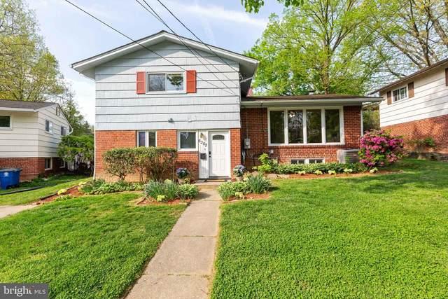 5302 Bangor Drive, KENSINGTON, MD 20895 (#MDMC754724) :: Eng Garcia Properties, LLC