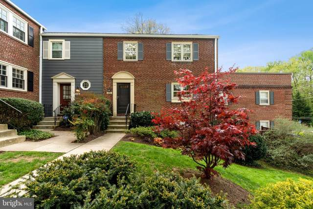 6613 Hillandale Road #92, CHEVY CHASE, MD 20815 (#MDMC754726) :: Certificate Homes