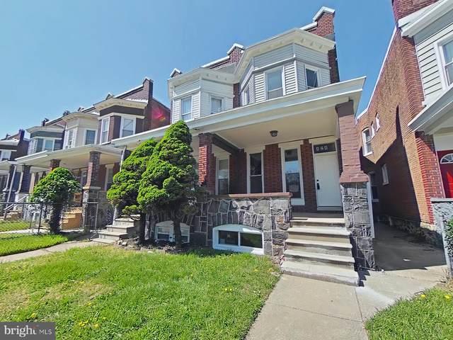 424 N Hilton Street, BALTIMORE, MD 21229 (#MDBA548280) :: Dart Homes