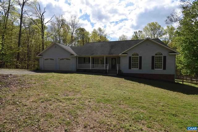 6 Farm Ridge Drive, STANARDSVILLE, VA 22973 (#616512) :: ExecuHome Realty
