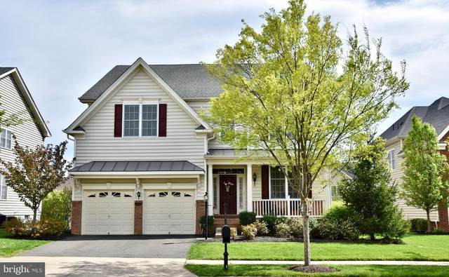 15515 Admiral Baker Circle, HAYMARKET, VA 20169 (#VAPW520652) :: Colgan Real Estate