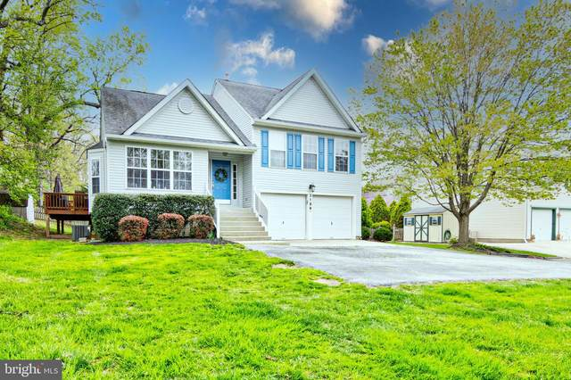 2159 Bumblebee Drive, SYKESVILLE, MD 21784 (#MDCR204024) :: Jacobs & Co. Real Estate
