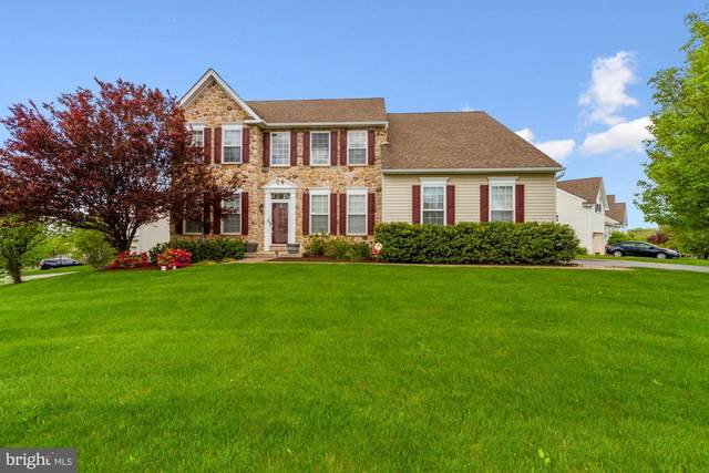 9 Cottage Lane, COATESVILLE, PA 19320 (#PACT534552) :: The Lutkins Group